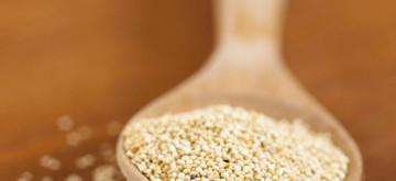 calorie quinoa
